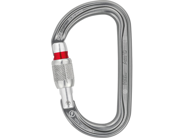 Petzl Am D Carabiner Screw-Lock